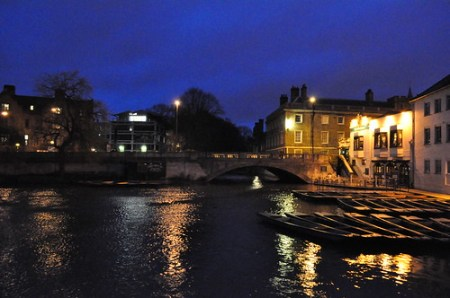 Views of punts and the Cam