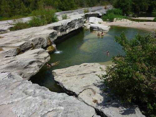 Mckinney Falls distance