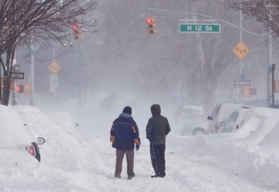 Greenpoint Blizzard 2010