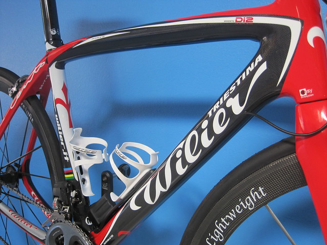 Wilier Cento Uno With SRAM Force