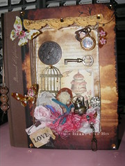 Love with a Heart Like His Shadowbox