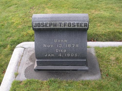 Joseph T. Foster (Jr.)