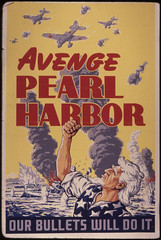Avenge Pearl Harbor. Our bullets will do it, c...