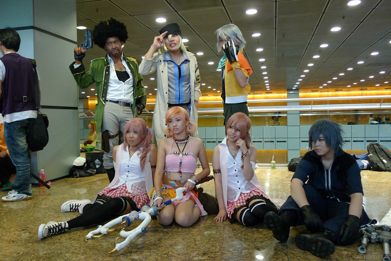 AFA X Cosplay Part2 - 21