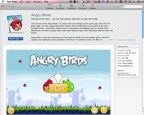 Ruh roh. Mac app store is out. Angry Birds is ...