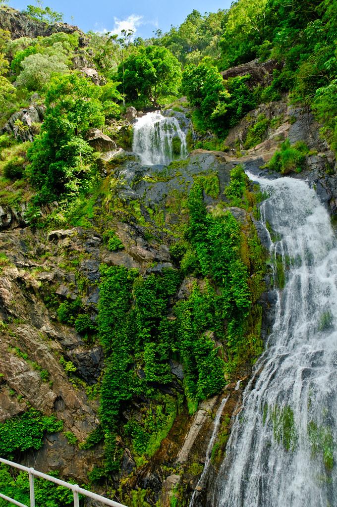 Stony Creek Waterfall