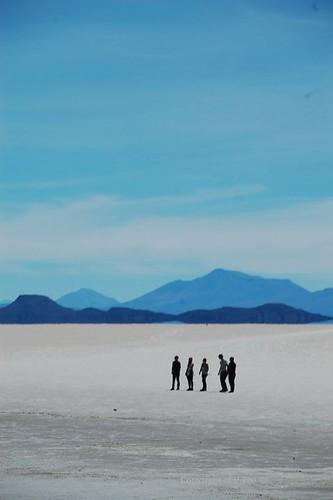 Bolivia salt flats II