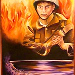 """Soldier of Someone Elses Fortune P <a style=""""margin-left:10px; font-size:0.8em;"""" href=""""http://www.flickr.com/photos/30723037@N05/5242827406/"""" target=""""_blank"""">@flickr</a>"""