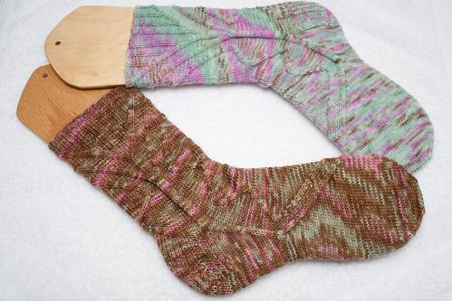 OA Mystery Socks