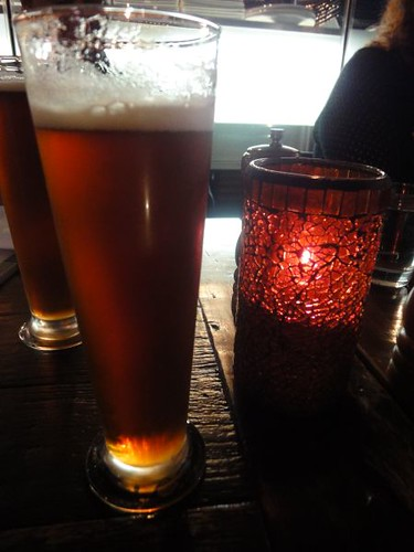 Ice Cube: James Squire Amber Ale