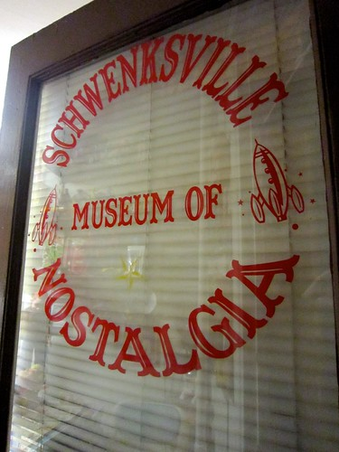Enter the Schwenksville Museum of Nostalgia