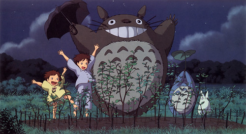 Totoro Still Frame