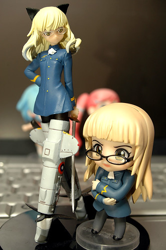 Nendoroid Perrine H Clostermann?