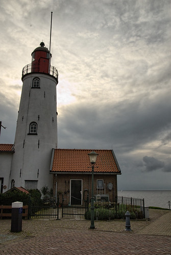 Urk's Lighthouse
