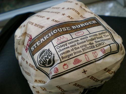 KLIA BK angus beef burger 1