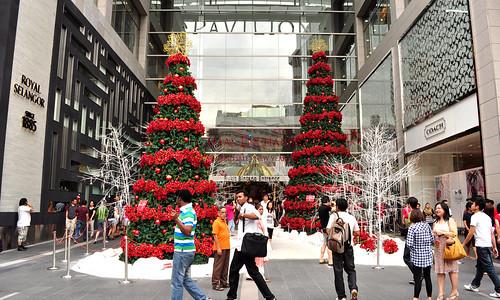 Christmas Decorations @ Pavilion Kuala Lumpur (7)