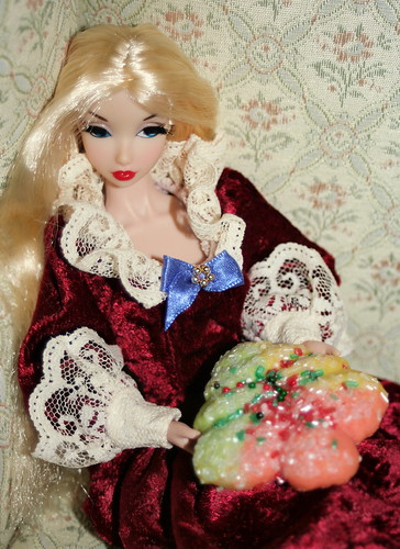 Misaki & The Big Christmas Cookie