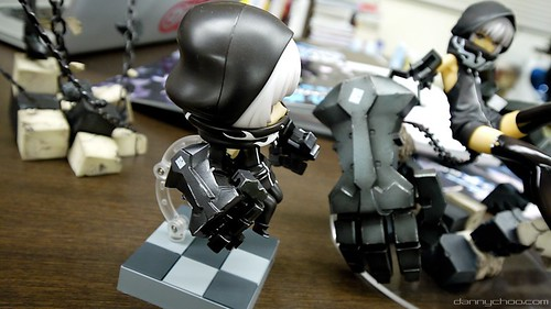 Another view of Nendoroid STR