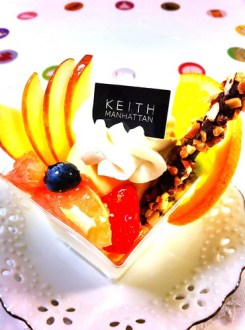KEITH MANHATTAN