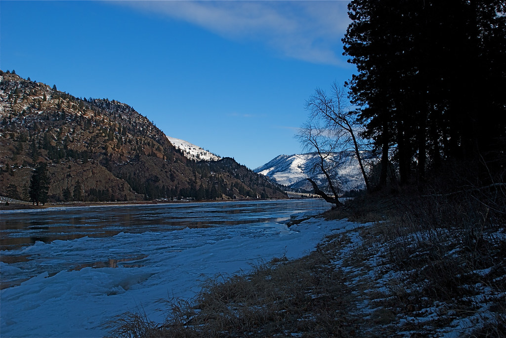 Lower Flathead River