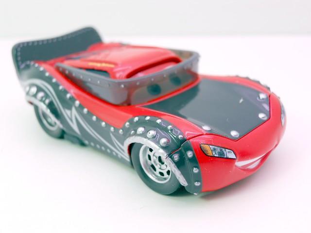 disney cars toon heavy metal lightning mcqueen (2)