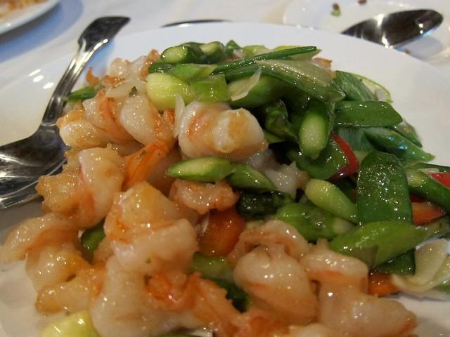 peter chang's - crystal shrimp