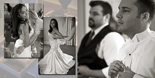 [Atlanta Wedding Photographer] FengLong Photography Album Layout Preview