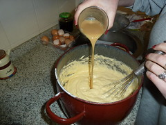 10. Leche con miel