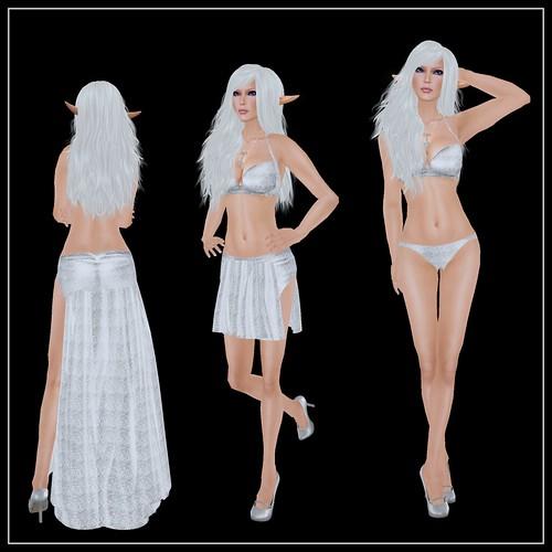 Nicky Ree - Alana Silver White 2