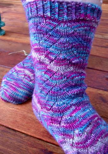 sweet pea socks 3