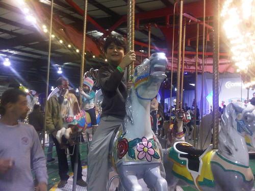 2010.11.27: Carousel