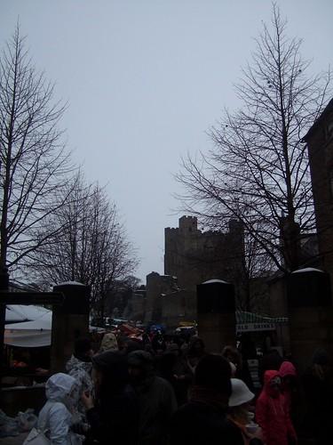 Castle Approach