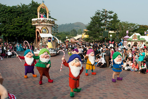 Day 2 - Disneyland 48