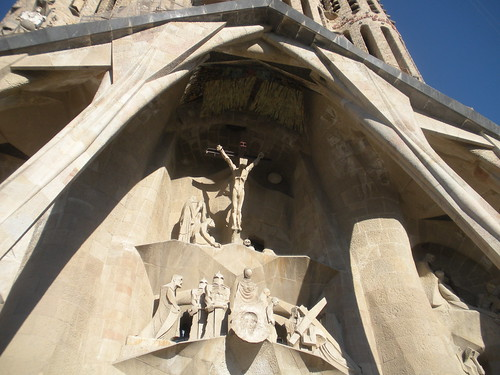 Passion facade, Sagrada Familia