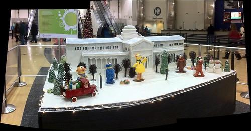 panorama: gingerbread Muppet MSI