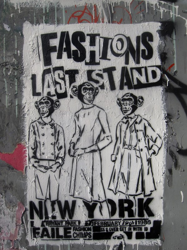 Fashions Last Stand