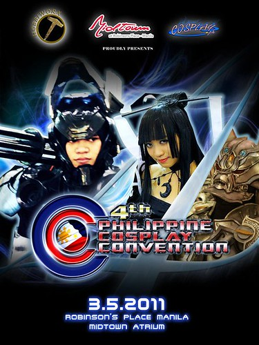 2011 4th Philippine Cosplay Convention