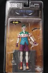 Bat-inventory- Secret Files Joker