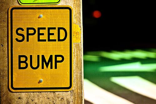 Speed Bump [59/365]