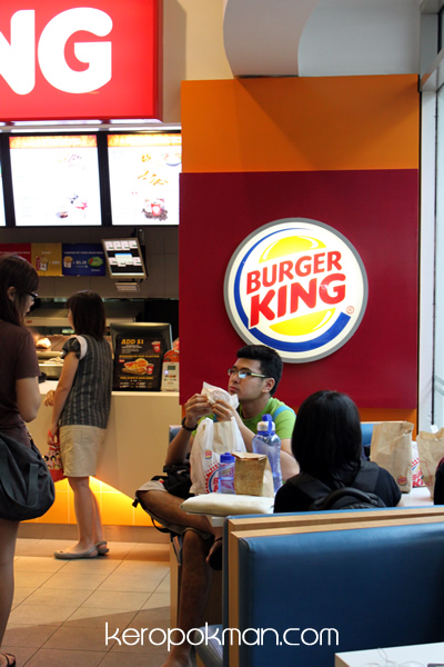 Burger King Tendergrill