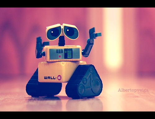 (80/365) Wall·e by albertopveiga