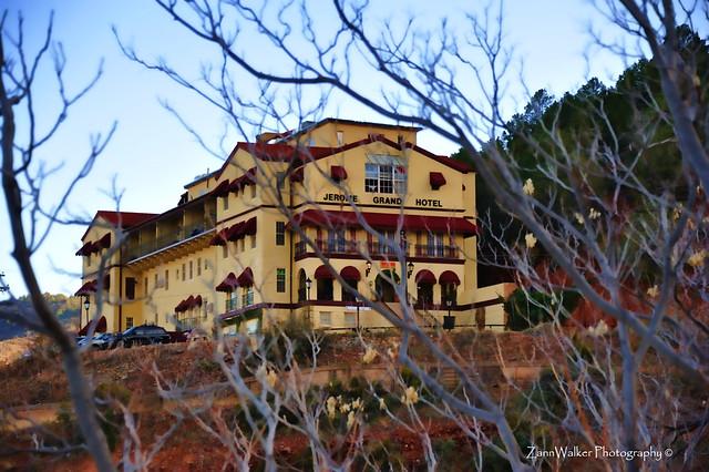 Jerome Grand Hotel and Asylum Restaurant