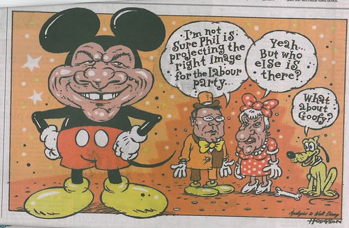 Labour is a Mickey mouse outfit