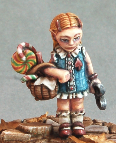 Candy, Malifaux Neverborn