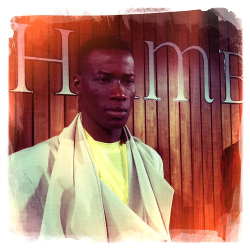A Nubian Prince