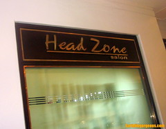 Head Zone Salon EDSA Shangri-la
