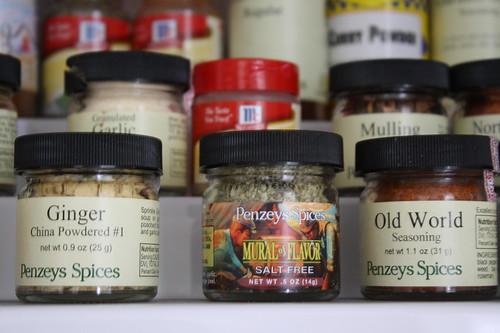 spices Penzey's