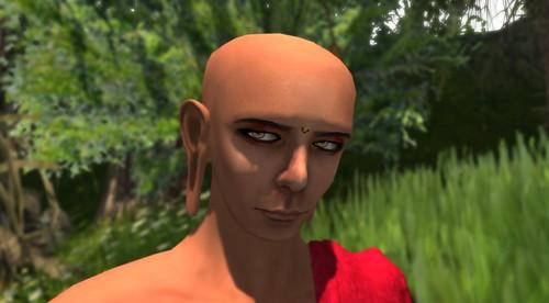 [Buddhas] Khamael Close-up 2