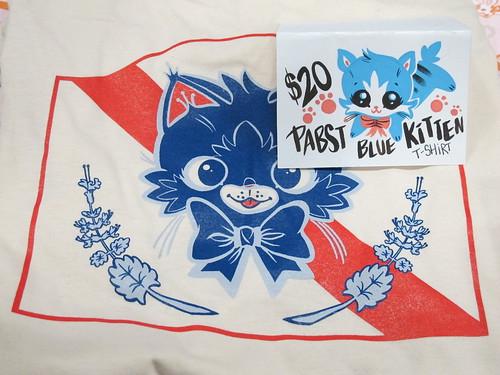 Pabst Blue Kitten