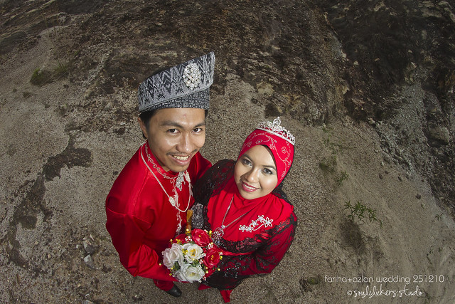fariha azlan  wedding 0063